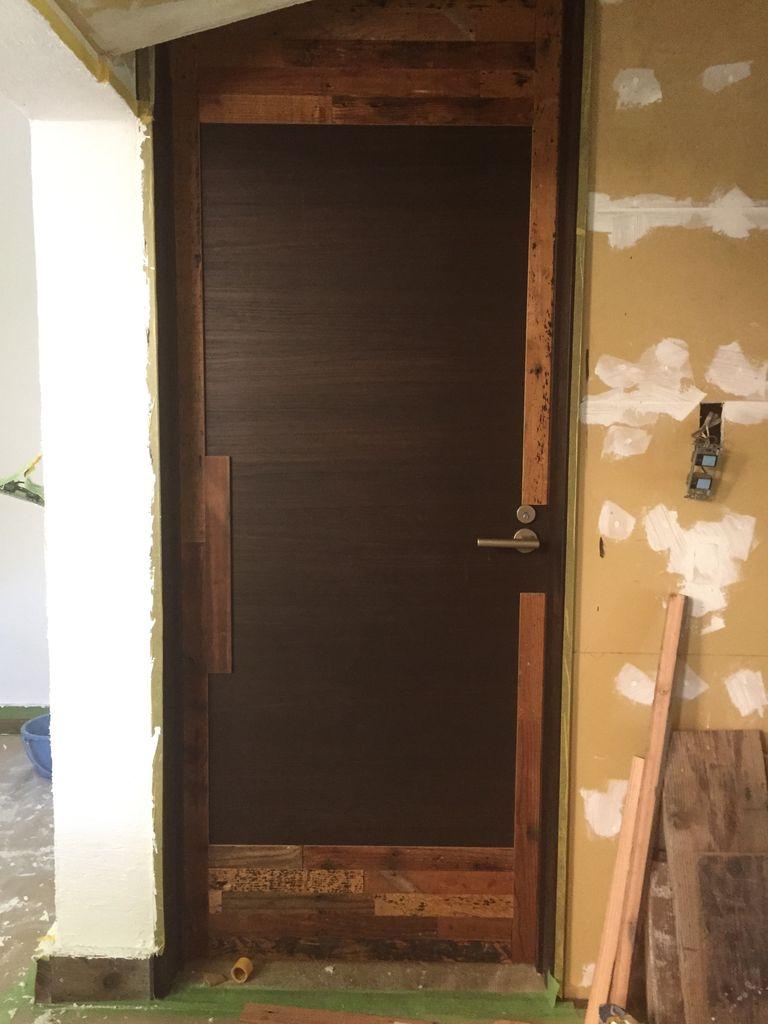 トイレ ドア diy