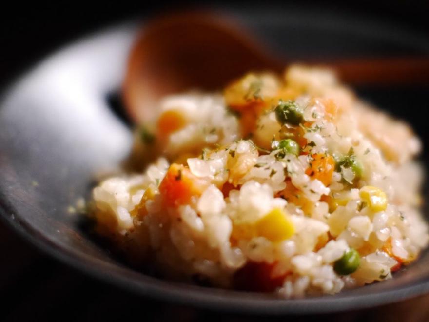 こんにゃく米でダイエット