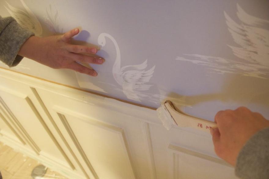 ペンキ塗りの基本