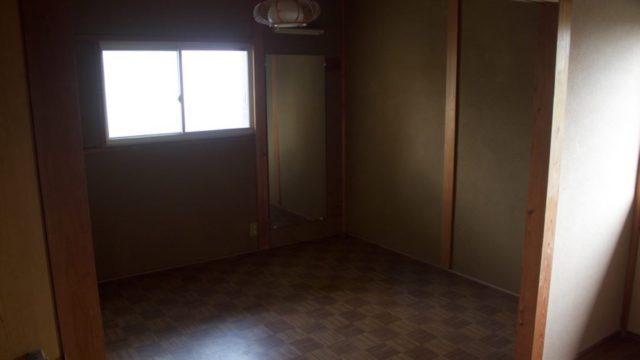 築50年の古い部屋を子供部屋にDIY改装